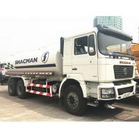15000 Liters Water Truck Tanks 251 - 350HP Shacman 6x4 For Fire Fighting Function Manufactures