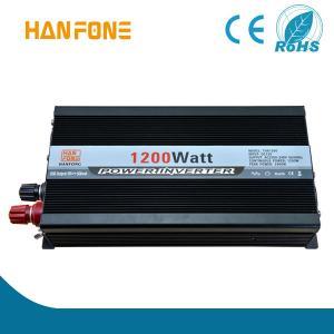Hanfong 1200w power inverter/off grid solar inverter solar panel inverter for home use and  USB inverter Inversor de la Manufactures