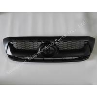Standard Size Toyota Hilux Vigo Parts / 2008 Car Grille In Black Color Manufactures