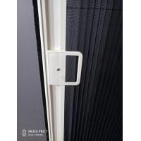 Buy cheap Easy Installing Folding Plisse Screen Door Easy Cleaning With Long Life Service from wholesalers