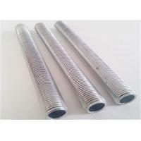 Stainless Steel Drill Rod Hot Dipped Technique High Frequency Welded Feature Manufactures