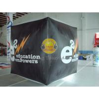 Black square Cube Balloon Manufactures