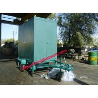 Mobile trailer Transformer Oil Treatment Plant,Oil purification,degasification,dehydration Manufactures