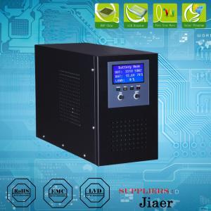 off grid 1000W DC 12/24V to AC 110/220V pure sine wave inverter Manufactures