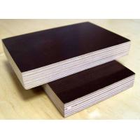 China hot selling Marine plywood 1220*2440*18mm/ film faced plywood /shuttering plywood Manufactures