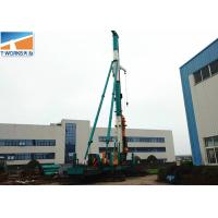 Crawler Hydraulic Breaker Hammer Fast Piling Speed Customized Color Manufactures