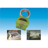Door / Window Single Sided General Purpose Masking Tape With Rubber Adhesives Manufactures