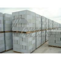 Energy Saving AAC Wall Panels / Lightweight Concrete Panels For Building Manufactures
