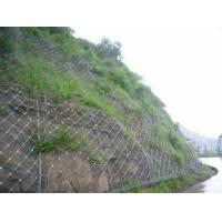Professional Flexible tecco Mining Mesh Slope Protection System   supplier Manufactures