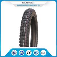 Inner Tube All Terrain Motorcycle Tires3.25-17 48% Rubber Containt 6 Ply Rating Manufactures