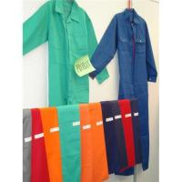 Flame retardant coverall Manufactures