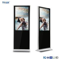 Wifi 3G LCD Touch Screen Digital Signage Advertising Kiosks Displays 1920*1080 Manufactures