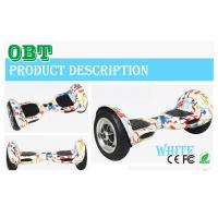 Intelligent Dual Wheeled Standing 10 Inch Wheel Self Balancing Scooter Manufactures