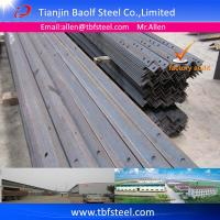 ASTM A36 JIS3192 SS400 Q234 S235JR Hot Rolled  Steel Angle Bar Price Manufactures