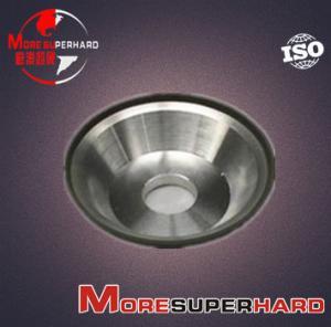 11V9 Diamond Grinding Wheel for Finishing of Back & Side Surface of Hard Alloys alan.wang@moresuperhard.com Manufactures