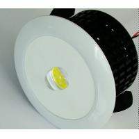 China Energy Saving Recessed 40W Cob Led Downlight Lamps For Restaurant, Frosted PC Lens on sale