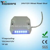 220V LED Tunnel Wired Road Stud Manufactures