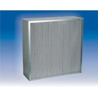 Portable High Temperature Air Filter / Hepa H14 Vacuum Cleaner For Forklift Manufactures