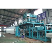 Fully Automatic Egg Tray Making Machine , Paper Pulp Molding Machinery Manufactures