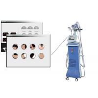 China Vacuum Body Slimming Machine / 50W 10HZ Rf And Cavitation Slimming Machine on sale