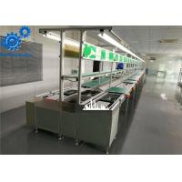 Big Size LCD Assembly Line Single Stage With Triple Speed Chain Conveys System Manufactures