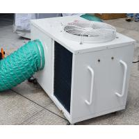 220V Portable Tent Cooler Air Conditioner Tent Cooling System Rated Current Input Manufactures