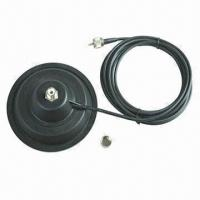 CB Antenna Magnetic Mount with 145mm Diameter, Available in Good Magnet Type Manufactures