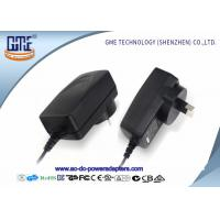 China CEC VI Plug in 5V 9V 12V Switching Power Adapter for Water Purifier on sale