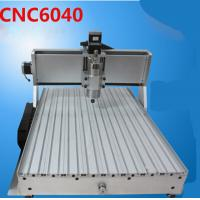 Quality Professional CNC 6040z 3D Engraver Engraving Machine Water Cooled CNC Router with 4th Rota for sale