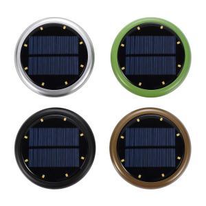 8pcs led solar powered led ground lights Manufactures