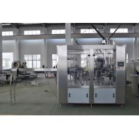 China Professional Mineral Water Bottling Machine Washing Filling Capping Monoblock 3-in-1 on sale