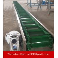 Stainless Steel Industry Food Grade Conveyor Belt Low Consumption Low Noise Manufactures