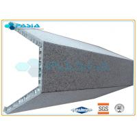 Buy cheap U Shape Granite Stone Honeycomb Panels For High Rise Building Cladding from wholesalers