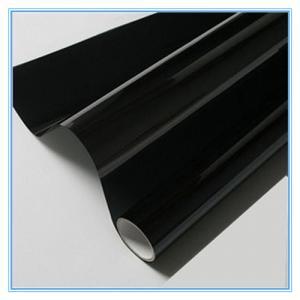 China 1ply SRC self-adhesive high UV rejection window tint film auto window tint film on sale