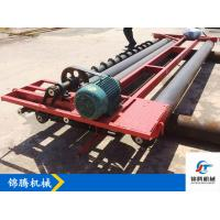 High Performance Paving Equipment Roller , Powerful Cement Driveway Paving Machine Manufactures