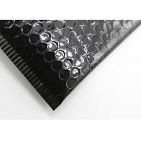 Self Adhesive Seal Black Padded Envelopes , Poly Mailers Shipping Envelopes Manufactures