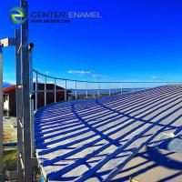 China Double Membrane Biogas Storage Tank For Anaerobic Digestion Project on sale