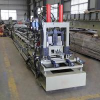 Similar As SAMCO Greenfield Stud And Track Roll Forming Machine Quick Change Type Manufactures