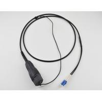 FTTA Network Fiber Optic Patch Cord Duplex LC Interface Corrosion Resistant Design Manufactures