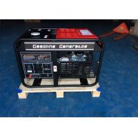 China High Power Electric Portable Gasoline Generator Residential 12kw AC Three Phase on sale