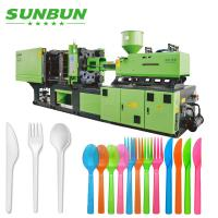 China Sunbun 140T central locking structure high quality cheap price horizontal injection molding machine Manufactures