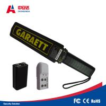 Ultra Sensitive Personal Metal Detector Wand , Airport Security Handheld Metal Scanner Manufactures