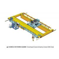 World Advanced and High Quality European Style Overhead Crane with Hook Manufactures