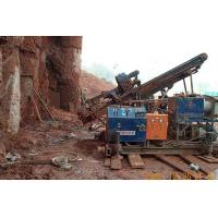 Quality MD-100 good quality Multifunction Anchoring Drilling Rig full hydraulic drive for sale