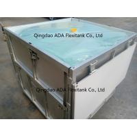 Hot Sale!! Foldable Steel Iron IBC with capacity from 800 liters to 1200 liters Reusable match with IBC Liner