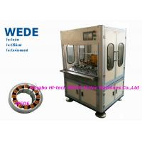 BLDC stator winding machine FOR Refrigerator compressor, air compressor, reducer motor, water pump motor, air conditione Manufactures