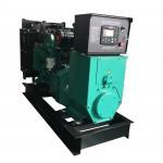 60KVA Diesel Generator Standby Generator 50Hz / 60Hz Cummins Engine Automatic Generator Manufactures