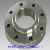 "A182 F316/L Forged Steel Flanges 1/2"" SCH40S SW Flange ISO9000 Certification Manufactures"