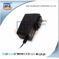 Quality Mobile Black Constant Current Source LED Driver Dimmer With UL Plug for sale