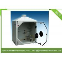 UL94 Horizontal Vertical Flame Test Chamber for Polymeric Materials Manufactures